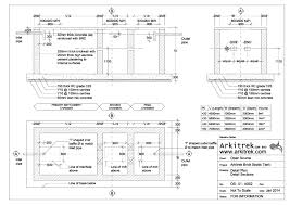 brick septic tank arkitrek open source design drawings home