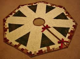 Free Christmas Tree Quilt Patterns Speedy Christmas Tree Skirt Moda Bake Shop