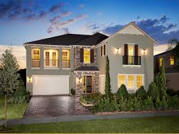 Homes In Winter Garden Standard Pacific Homes Debuts New Homes In Winter Garden