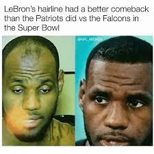 Lebron James Hairline Meme - 25 best memes about lebron s hairline lebron s hairline memes