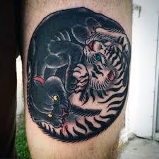 Yang Yang Tattoos Awesome Yin Yang Images Part 2 Tattooimages Biz
