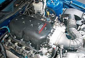 mustang intake manifold ford performance mustang intake manifold 05 10 gt 161 m 9424