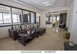 Interior Design Shows Bedroom Luxury Apartment Show Home Interior Stock Photo 135413135