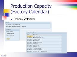 the production process ppt