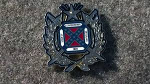 Confederate Flag Pin Confederate Battle Flag Not Allowed In Fort Worth Stock Show And