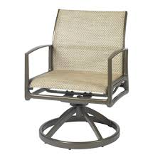 furniture best metal swivel rocker chair design with wicker