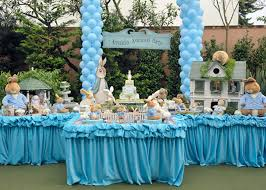 baby boy birthday themes modern decor for baby boy party ideas rabit birthday party