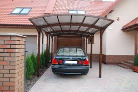Attached Carport Ideas Decoration Wooden Brown Carport Designs Carport Designs Attached