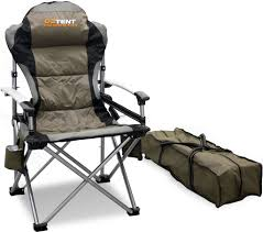 tent chair oztent king kokoda chair for sale with solid arms adjustable lumbar