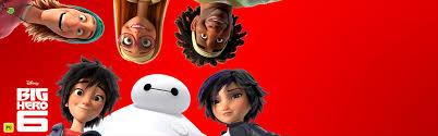 big hero 6 official website disney movies