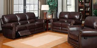 Black Leather Sofa Recliner Luxury Black Leather Recliner Chairs And Theater Seating Leather