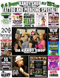 kandy shop tattoo tattoo design