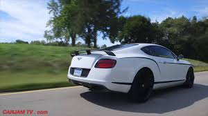 bentley gt3r custom bentley continental gt3 r review interior great engine sound 0