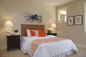 Orange And White Bedroom Mesmerizing 80 Bedroom Ideas Orange Inspiration Design Of Best 25
