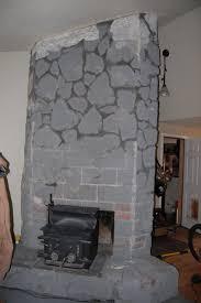 interior design lava rock fireplace remodel lava rock fireplace