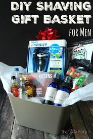 gift baskets for men diy gift basket for men the tiptoe fairy