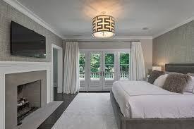 Gray Walls Curtains Light Gray Bedroom Bedroom Design Ideas
