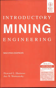 introductory mining engineering 2nd edition by hartman documents