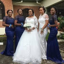 2017 dark navy women formal wedding guest party bridesmaid dresses