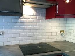 poser credence cuisine carrelage cuisine mur dacco pose mural castorama de faience