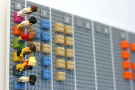 Google Wall Lego Wall Planner Syncs With Your Google Calendar Account