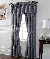 Rose Colored Curtains Rose Tree Window Treatments Curtains U0026 Valances Dillards