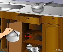 How To Clean Cherry Kitchen Cabinets by Download How To Clean The Kitchen Cabinets Homecrack Com