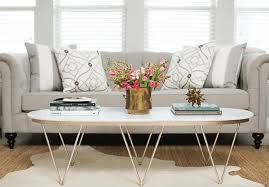 Style A Coffee Table 15 Pretty Ways To Style A Coffee Table