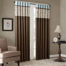 Blue And Brown Curtains Blue And Brown Curtains Cheap Sale Ease Bedding With Style