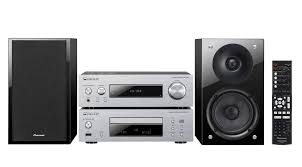 pioneer home theater systems pioneer p1dab compact component hifi system with cd ipod iphone