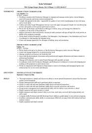 resume templates word accountant trailers plus peterborough production coordinator resume sles velvet jobs