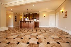 Laminate Floor To Tile Transition Kitchen Tile Floor Diy As Every Owner Of A Linoleum Bathroom