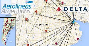 Where Was Jfk Shot Map Booking An Awesome Argentina Itinerary With Delta Skymiles Other