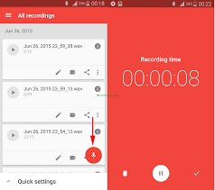 record audio android how to record audio on your android wear smartwatch wear audio