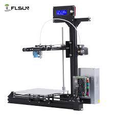 new design metal 3d printer large printing size kossel 3d printer