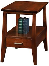 Power Chairside End Table Fresh Small Chairside End Table With Swing Arm Lamp 17155