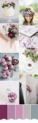 radiant orchid u2013 pantone colour of the year wedding ideas