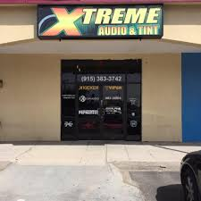 el paso window tinting xtreme audio and tint home facebook