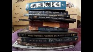 fantastic beasts book haul and review what to get for