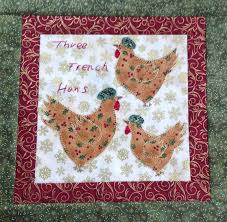 12 days of quilt blocks 2 3 quilters