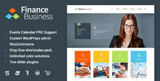 finance business company office corporate theme by cmsmasters