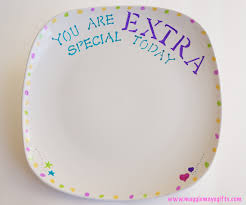 you are special today plate you are special today plate maggie may s