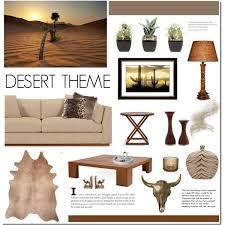 themed home decor desert theme home decor polyvore