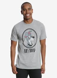 Disney Lady Tramp Shirt Boxlunch