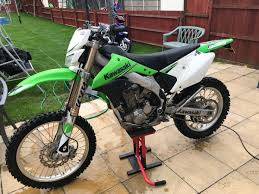klx450r on topsy one