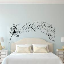 wall art design decals home design ideas wall art design decals vinyl wall stickers quotes to decor your bedrooms dandelion wall decal bedroom