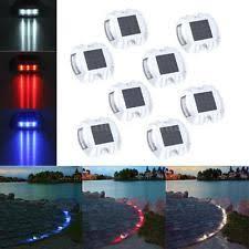 solar dock lights solar dock lights ebay
