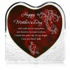 personalized mothers day gifts mothers day personalized heart plaque personalized s day