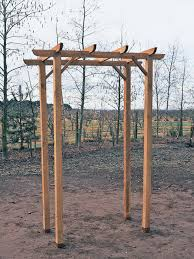arbor swing plans how to install arbor beams how tos diy