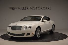 maserati bentley 2008 bentley continental gt speed stock b1264a for sale near